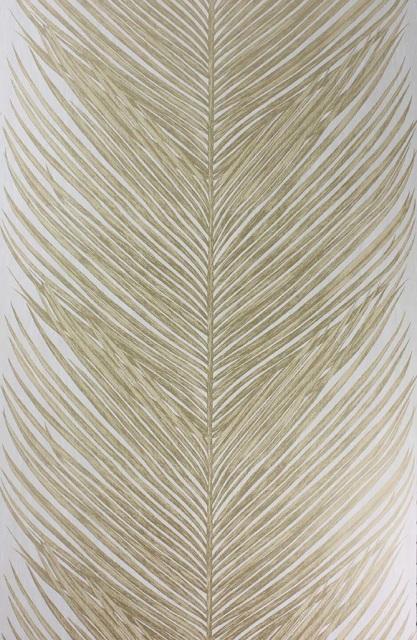 Nina Campbell Mey Fern Wallpaper