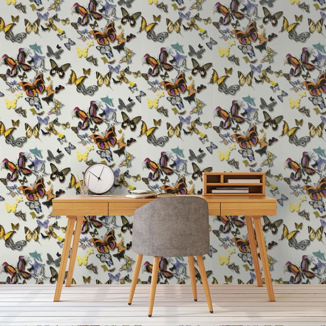 Christian Lacroix - Butterfly Parade Wallpaper