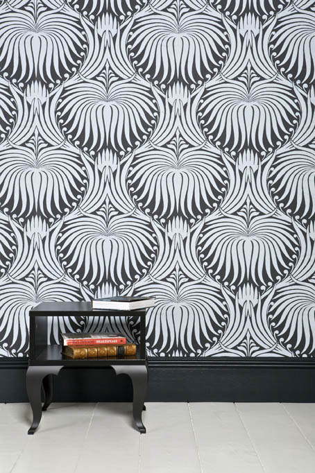 Shop Damask Wallpapers