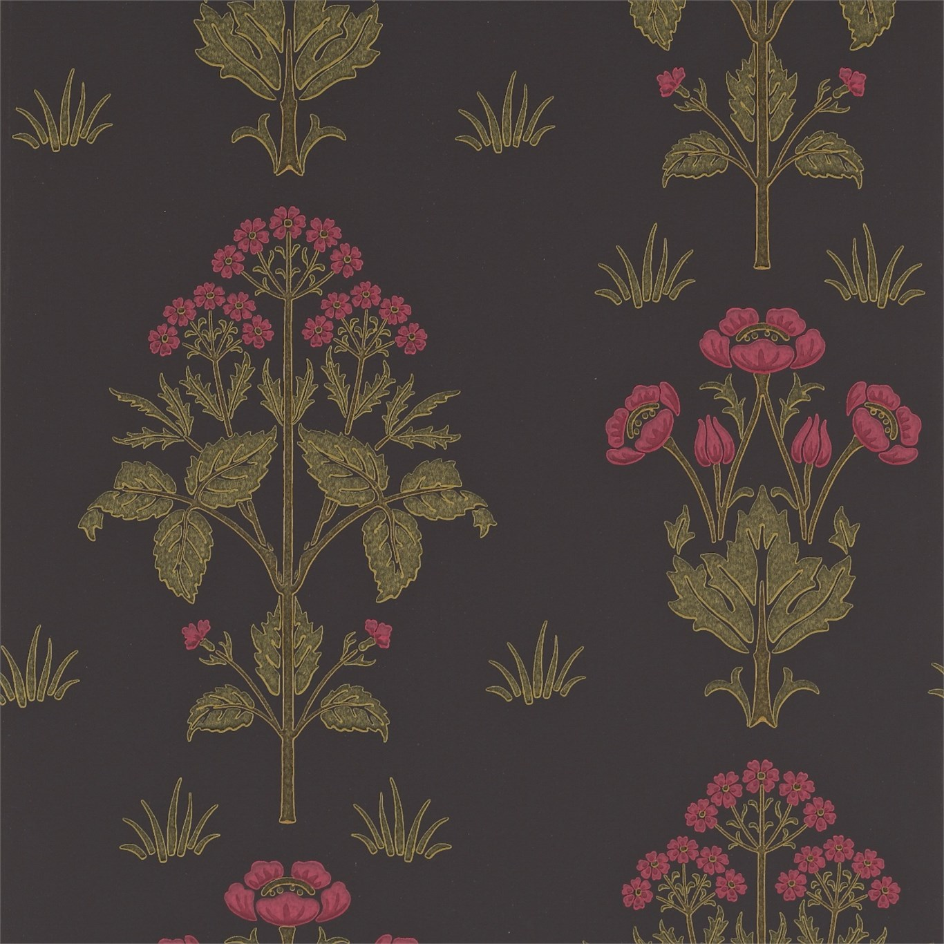 william morris wallpaper design formal analysis William morris (1834, 1896) was the single most influential designer of the nineteenth century morris was an outstanding designer morris & co grew into a flourishing and fashionable decorating firm renowned for its wallpapers and textiles.