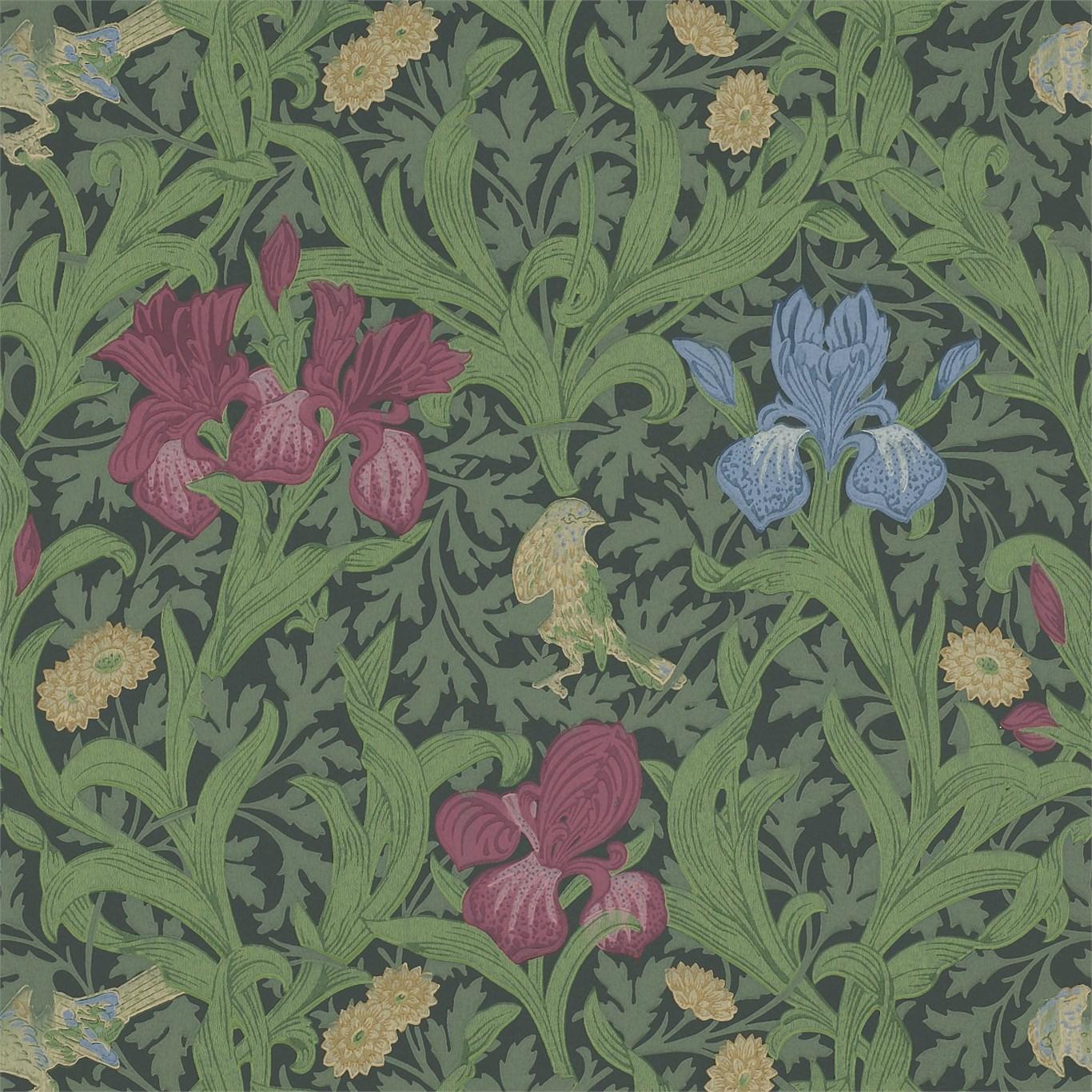 William Morris Wallpaper: Morris & Co