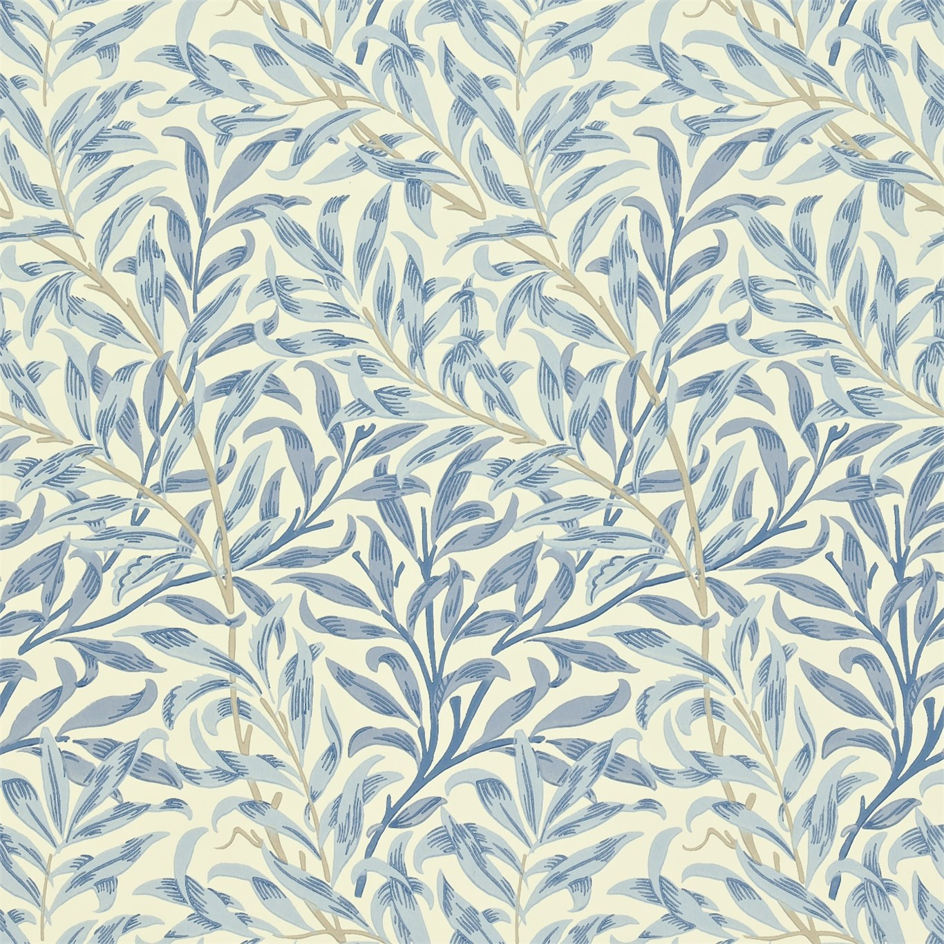 Morris Co Willow Boughs Wallpaper