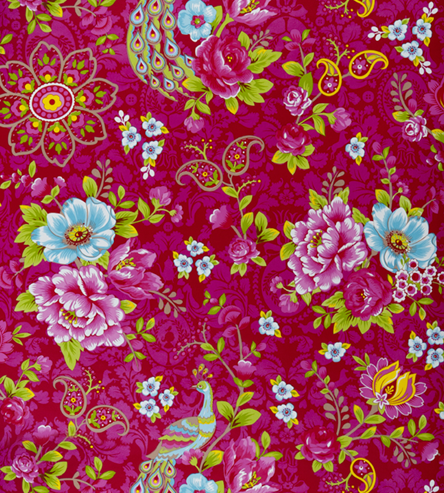 Pip Studio Flowers In The Mix Wallpaper