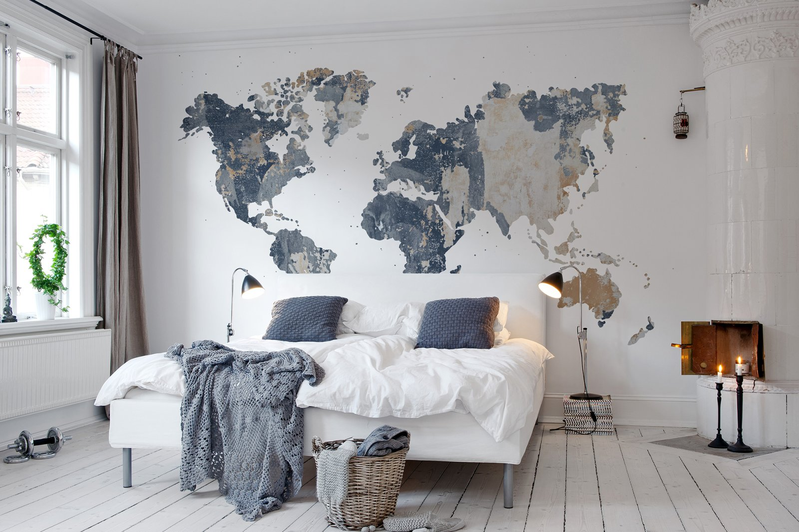 Rebel walls your own world battered wall mural gumiabroncs Images