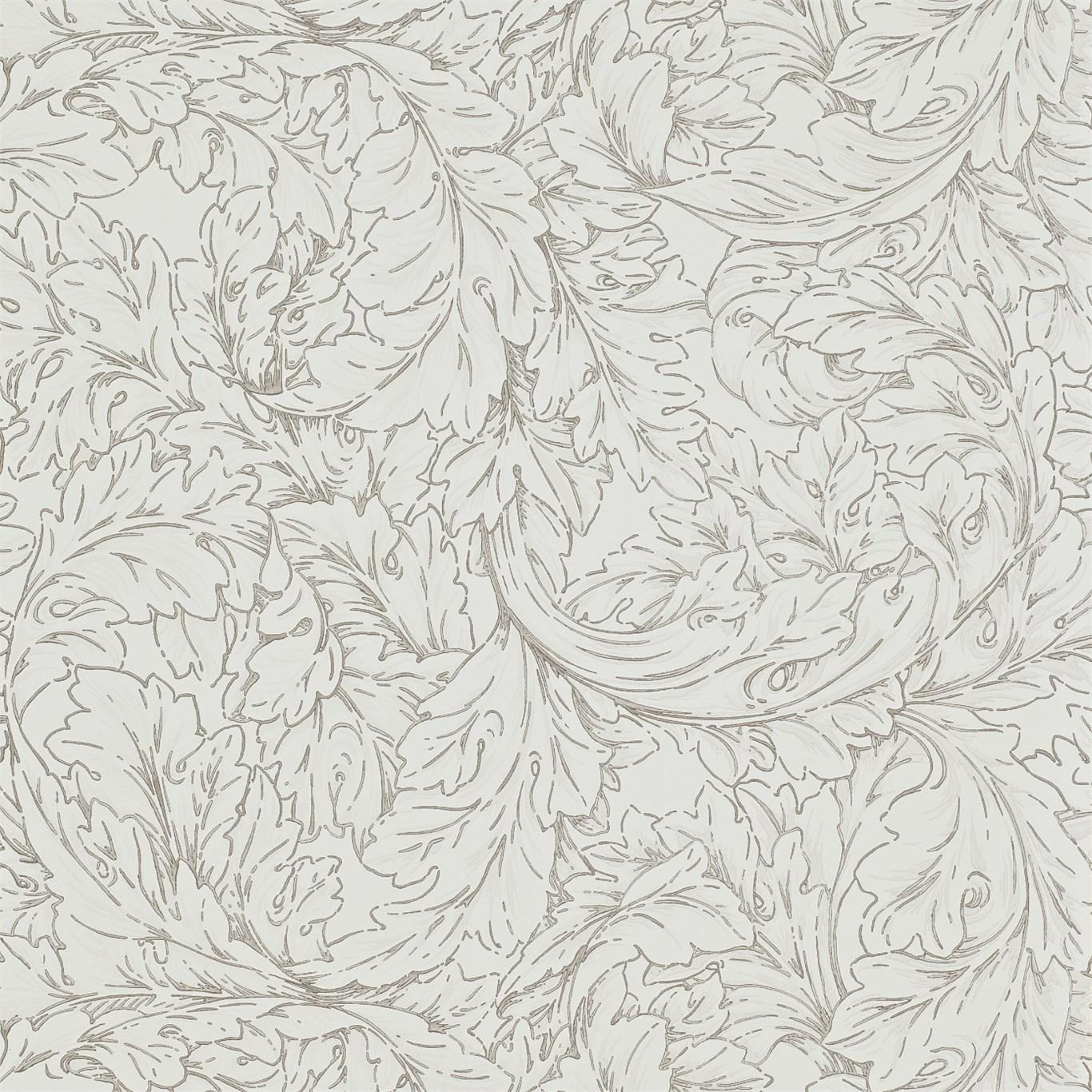 Morris Amp Co Acanthus Scroll Wallpaper