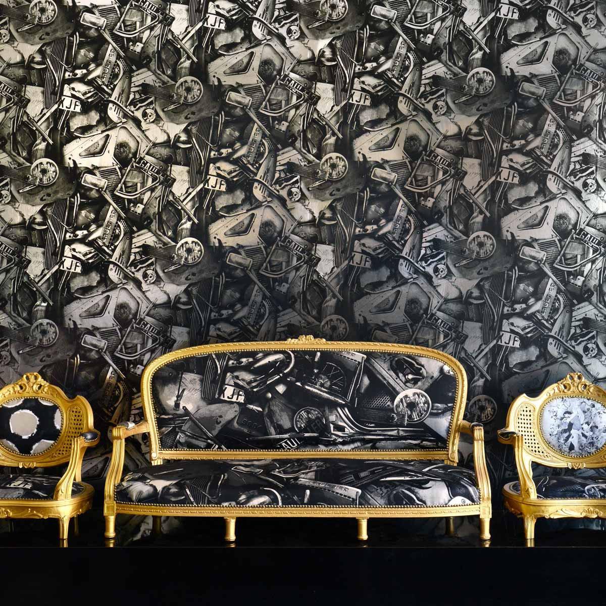 Jean Paul Gaultier Cesar Wallpaper